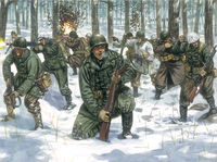 U.S.Infantry (Winter Unif.)Second World War