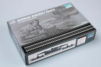 German Railway Track Set