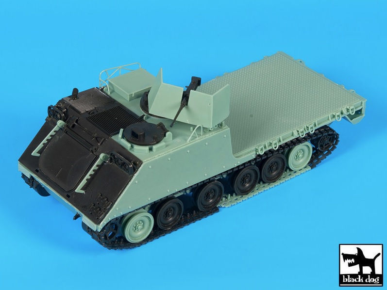 Australian  M 113 ALV conversion set for Tamiya - Image 1