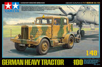 German Heavy Tractor SS-100 - Image 1
