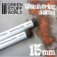 Weathering Sticks 15mm (set 2pc) - Image 1