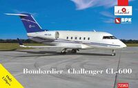 Bombardier Challenger CL-600