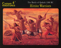 Hittite Warriors (The Battle of Qadesz c.1300 BC)