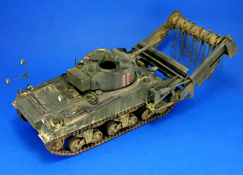 Sherman Crab Conversion set (For Dragon's M4A4 Series) - Image 1