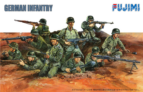 German Infantry - Image 1