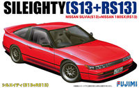 Sileighty Nissan Silvia S13 + Nissan 180SX RS13 - Image 1