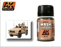 AK 121 OIF & OEF - US VEHICLES WASH - Image 1