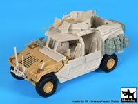Humvee Julkat conversion set for Tamiya - Image 1