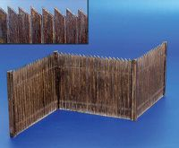 Wooden corral - Image 1