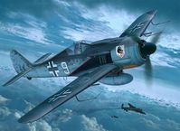 Focke Wulf Fw190A-8, A-8/R11 Nightfighter