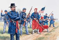Union Infantry and Zuaves - Image 1