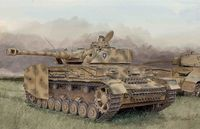 Pz.Kpfw.IV Ausf.G Apr-May 1943 Production ~ Smart Kit - Image 1