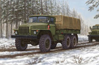 Russian URAL-4320 Truck - Image 1