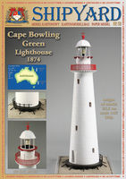 Cape Bowling Green Lighthouse nr52 skala 1:87 - Image 1