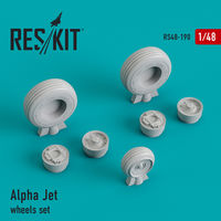 Alpha Jet wheels set - Image 1
