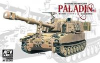 M109A6 Paladin Howitzer
