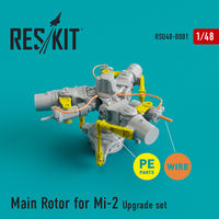 Main Rotor Mi-2 Upgrade & Detail set - Image 1