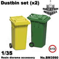 Dustbin set (2pcs.) - Image 1