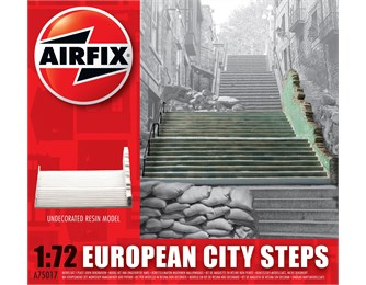European City Steps - Image 1