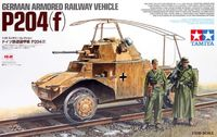 German Armoured Railway Vehicle P204(f)