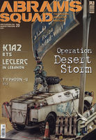 Abrams Squad No. 20 ENG -  Operation Desert Storm, K1A2 RTS, Leclerc in Lebanon, Typhoon-U