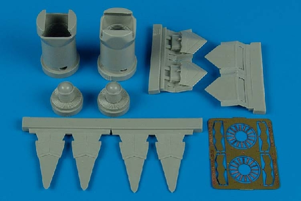 F-22A Raptor exhaust nozzles Revell - Image 1
