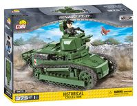 Cobi Small Army Renault FT-17 - Image 1