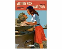 Victory Kiss M4A3 (76)W Sherman Detail Upgrade Set - Image 1