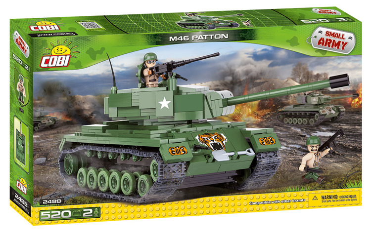 Small Army M46 Patton 520 kl. - Image 1