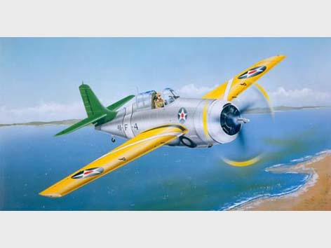 F4F-3 Wildcat early - Image 1