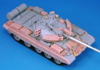 T-62M Conversion set (For Trumpeter 00377) - Image 1
