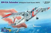BN-2A Islander (Philippine Coast Guard, NAVY)