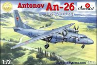 Antonov AN-26 Late Version Russian Military Cargo Plane - Image 1
