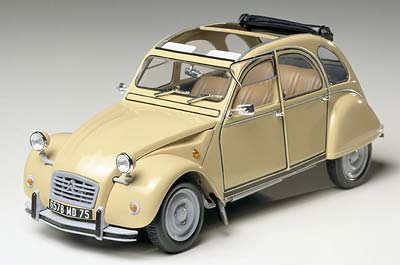 citroen 2cv tamiya 89654. Black Bedroom Furniture Sets. Home Design Ideas