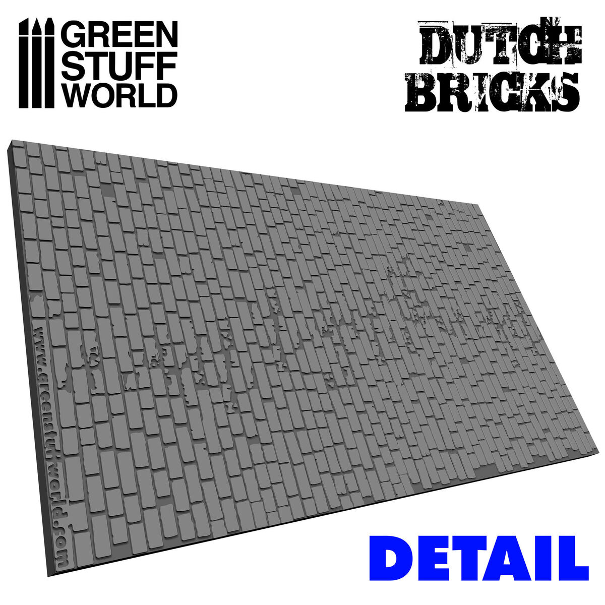 DUTCH Bricks Rollin Pin - Image 1