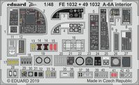 A-6A interior  HOBBY BOSS - Image 1