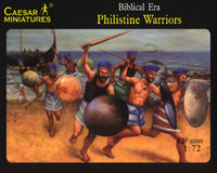 Philistine Warriors (Byblical Era)