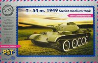 T-54-2 m.1949 Soviet medium tank (Limited) - Image 1
