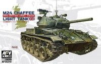 M24 CHAFFEE LIGHT TANK WW2 BRITISH ARMY VERSION - Image 1