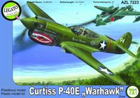 Curtiss P-40E Warhawk ,,Aces