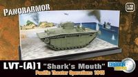 "LVT-(A)1 ""Shark Mouth"" Pacific Theater of Operations 1945 - PanorArmor"