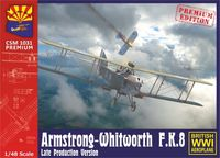 Armstrong-Whitworth F.K.8 Late version