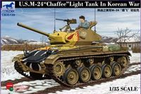 US M-24 Chaffee Light Tank (Korean War) - Image 1