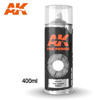 AK1010 FINE PRIMER GREY SPRAY