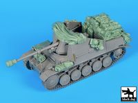 Marder II Sd.Kfz 131 acessories set fot Dragon
