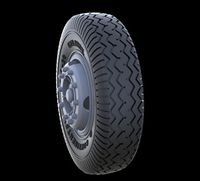 Road Wheels for Bussing-Nag 4500 (Late Pattern) - Image 1