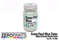 1168 Pearl Green Mica Transparent Tinter