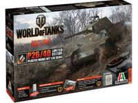 P26/40 Limited World Of Tanks