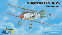 Albatros D.V German WWI fighter - Image 1