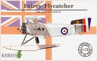 Fairey Flycatcher on floats
